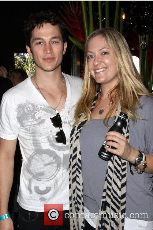 Bobby Campo and Guest Relief Fund Pre-Oscar gifting...