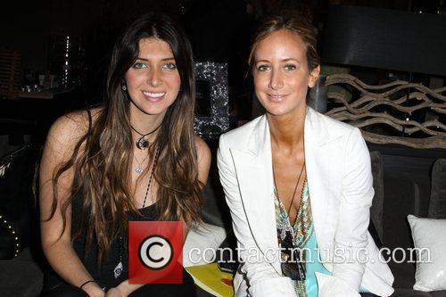 Brittny Gastineau and Lady Victoria Hervey 2