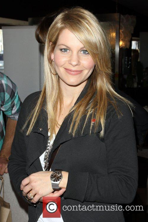 Candace Cameron Bure Relief Fund Pre-Oscar gifting suite...