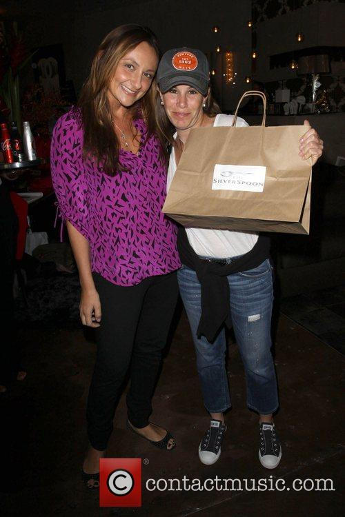 Lorenna and Melissa Rivers Relief Fund Pre-Oscar gifting...
