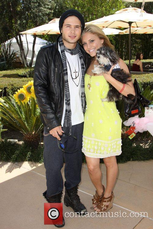 Cody Longo and Cassie Scerbo Annual Dog And...