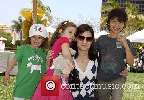 Geneva Wasserman and her Kids Annual Dog And...