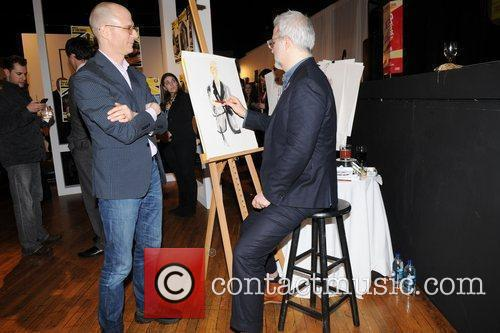 Simon Doonan hosts the Baily House's benefit auction...