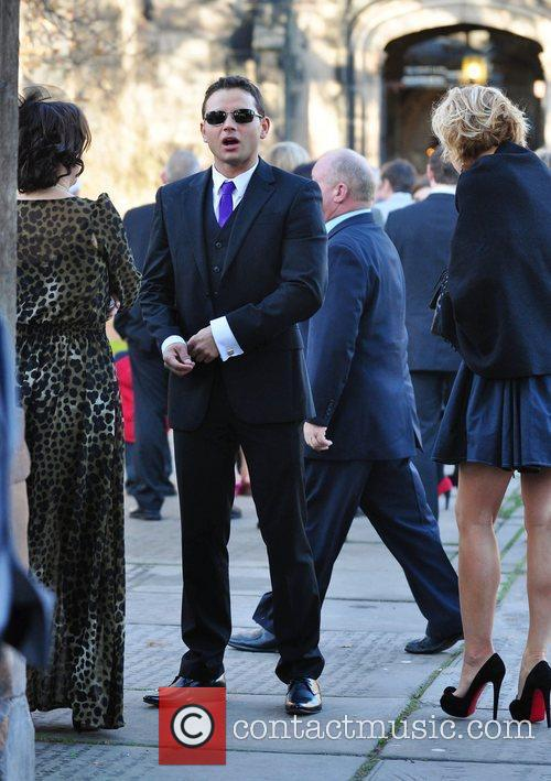 Ryan Thomas and Katherine Kelly arrives for the...