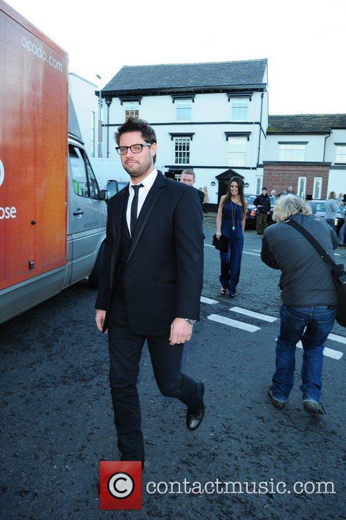 Keith Duffy  The wedding of Simon Gregson...