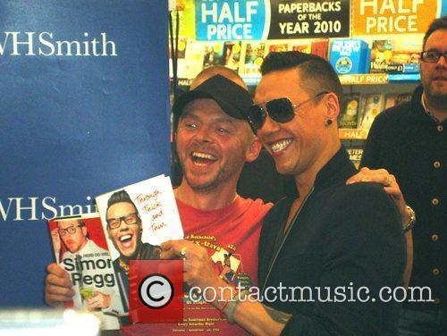 Gok Wan, N.e.r.d and Simon Pegg 1