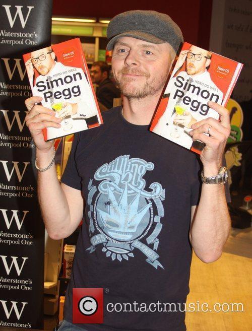 Simon Pegg and N.E.R.D 4