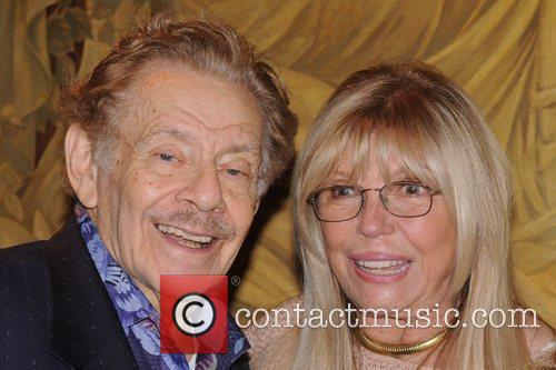 Jerry Stiller and Nancy Sinatra 3