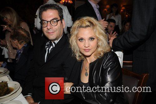 Michael Musto and Orfeh 2