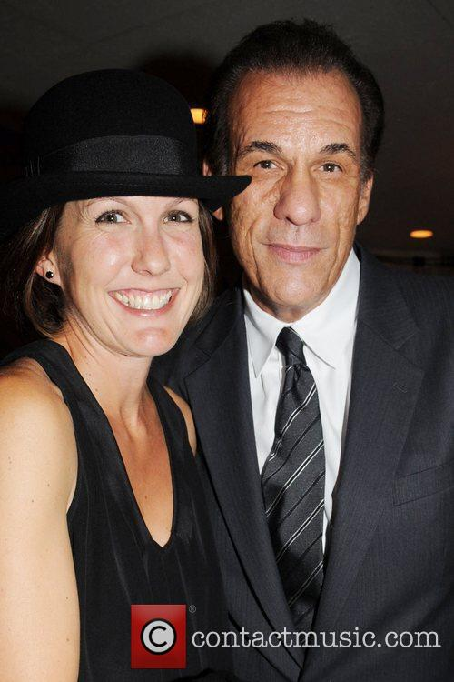 Amanda Erlinger and Robert Davi 'Come fly with...