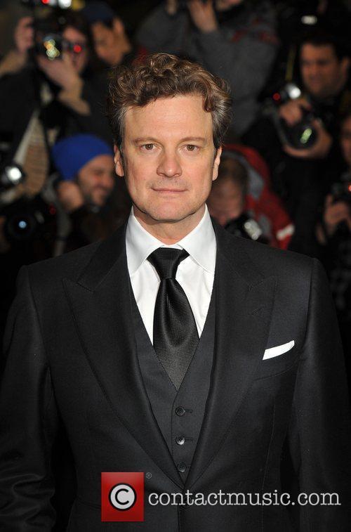 Colin Firth Single Man - UK film premiere...