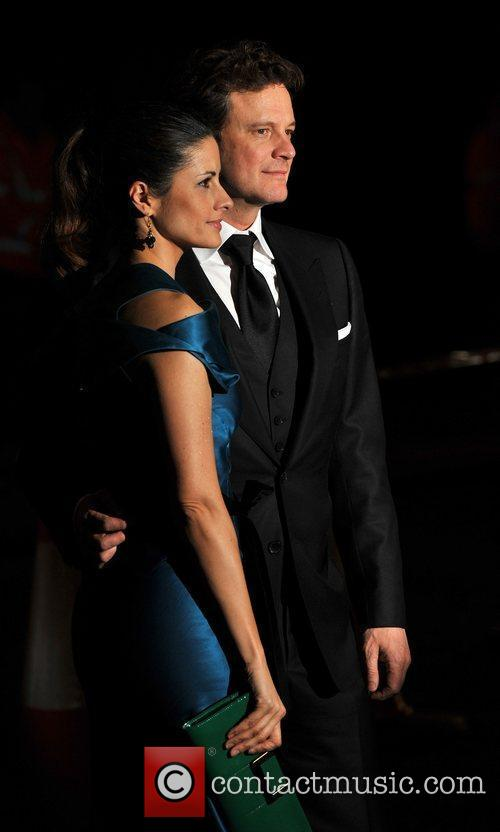 Colin Firth and Livia Giuggioli 6