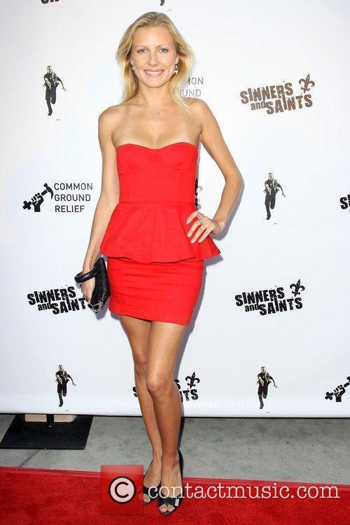 Anya Benton Premiere of 'Sinners & Saints' held...