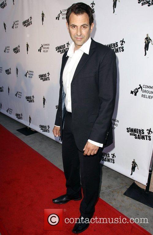 Steven Man Premiere of 'Sinners & Saints' held...