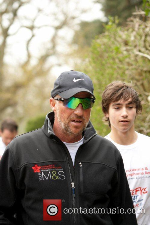Sir Ian Botham Day 5 of Beefy's Great...