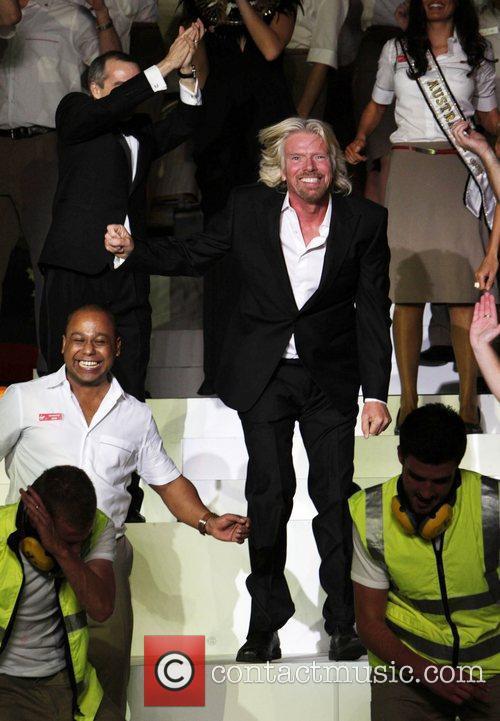 Richard Branson and Delta Goodrem 7