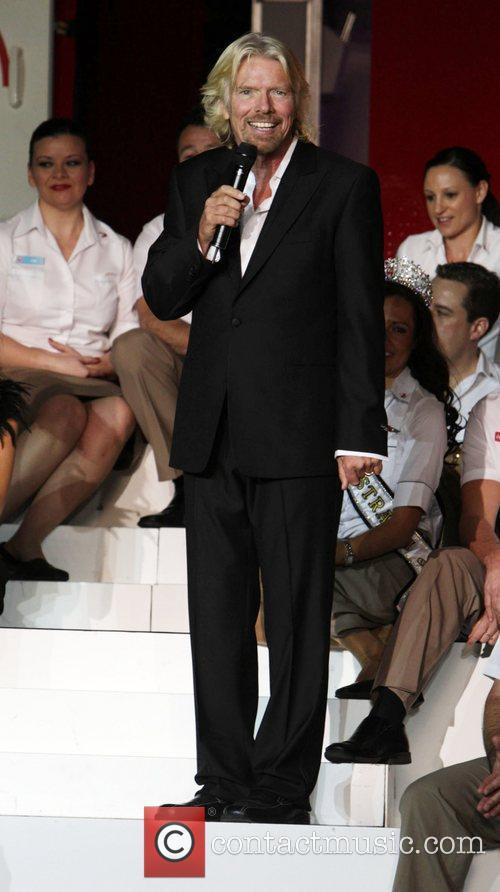 Richard Branson and Delta Goodrem 4