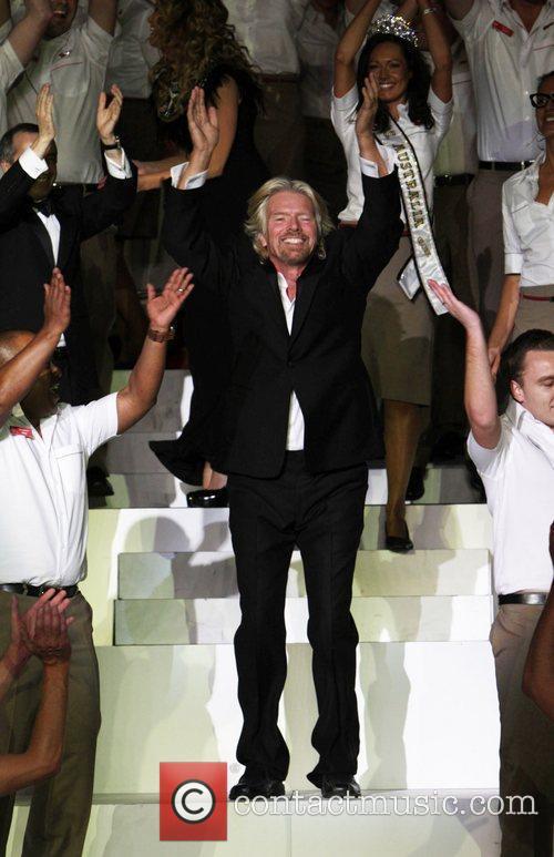 Richard Branson and Delta Goodrem 5