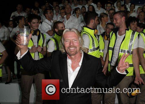Richard Branson and Delta Goodrem 6