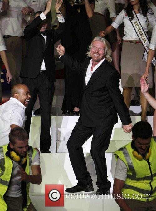 Richard Branson and Delta Goodrem 11