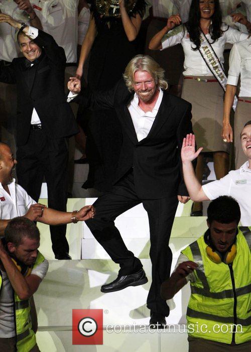 Richard Branson and Delta Goodrem 9