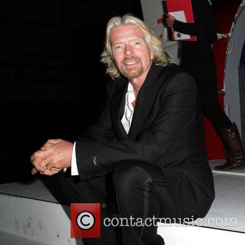 Richard Branson and Delta Goodrem 10