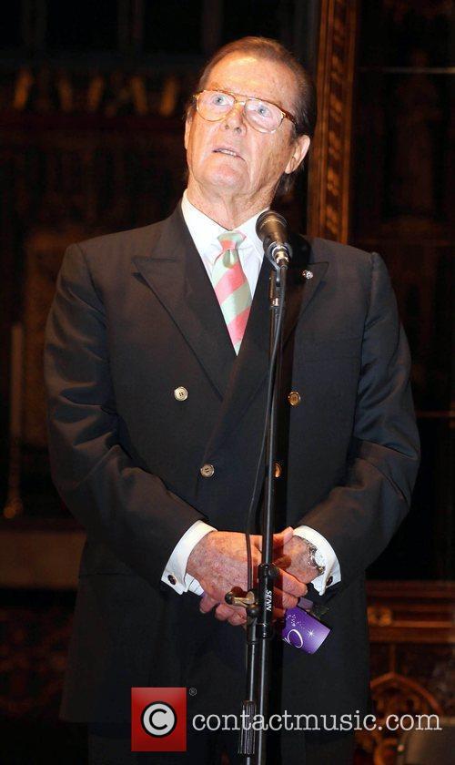 Sir Roger Moore 6