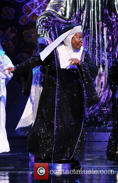 Whoopi Goldberg The cast of 'Sister Act' at...