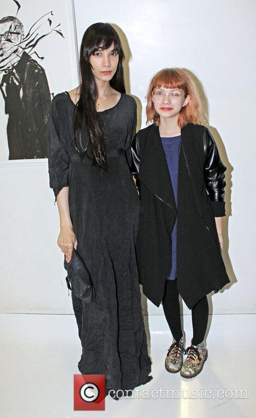 Alia Raza And Tavi Gevinson 1