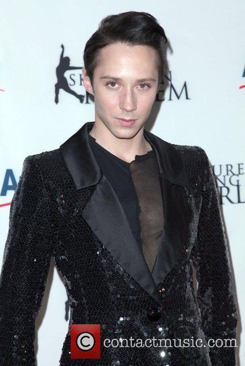 JOHNNY WEIR attend the Figure Skating in Harlems 2010 Skating with ...