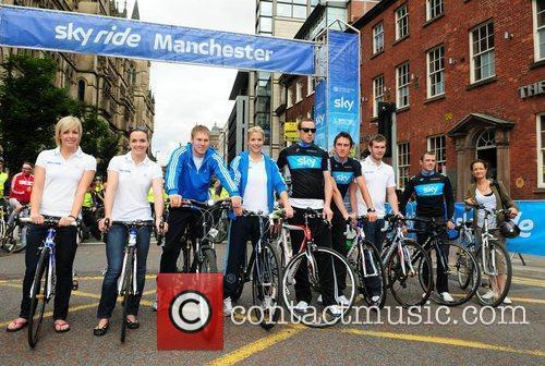 Sky Ride Manchester 2010