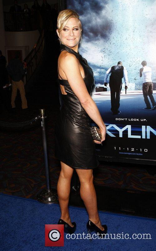 Brittany Daniel Los Angeles Premiere of 'Skyline' at...