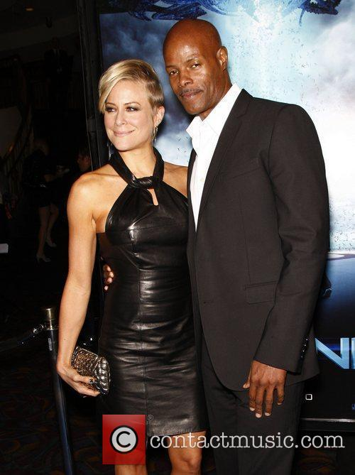 Brittany Daniel and Keenen Ivory Wayans 1