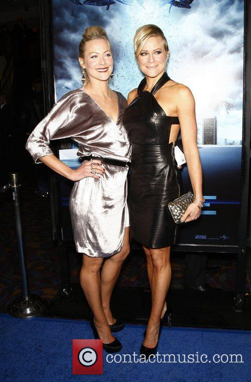 Cynthia Daniel and Brittany Daniel Los Angeles Premiere...