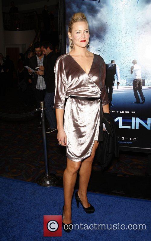 Cynthia Daniel Los Angeles Premiere of 'Skyline' at...
