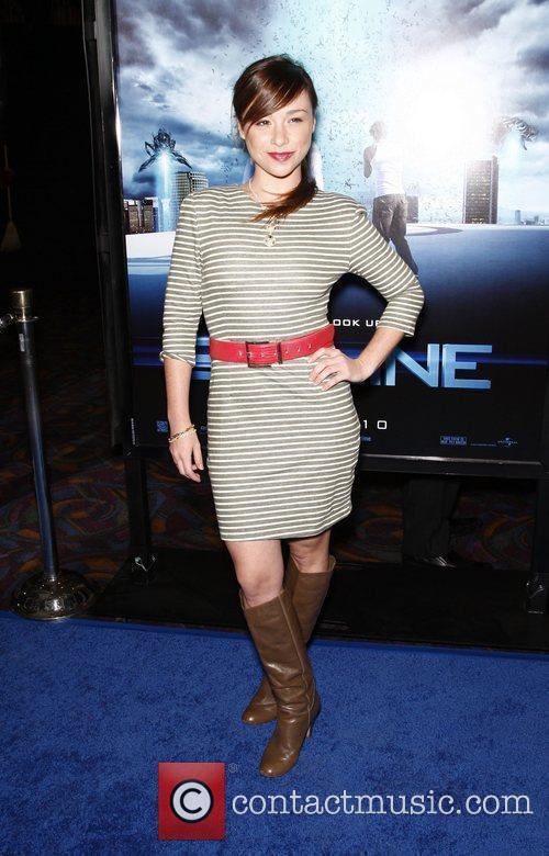 Danielle Harris Los Angeles Premiere of 'Skyline' at...