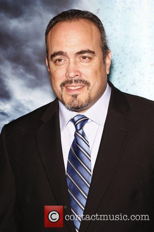 David Zayas Los Angeles Premiere of 'Skyline' at...