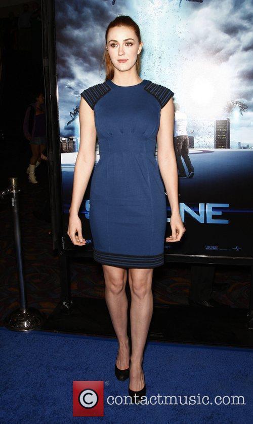 Madeline Zima Los Angeles Premiere of 'Skyline' at...