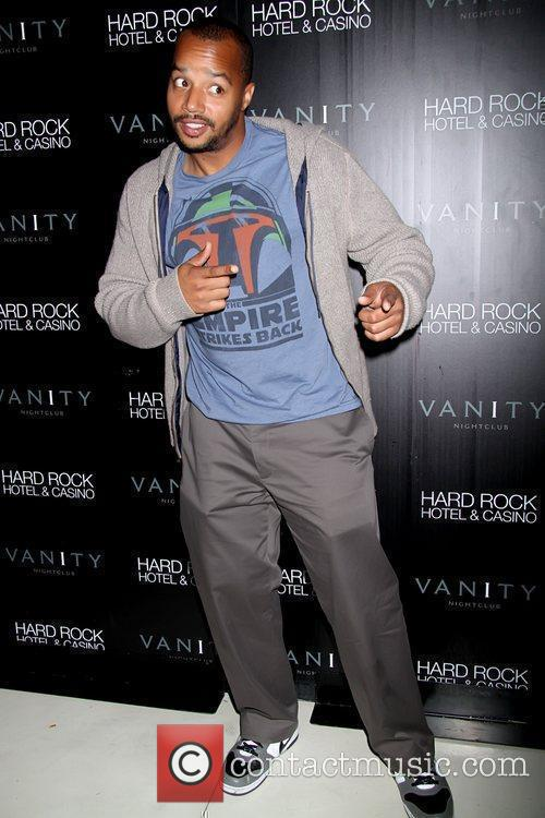 Donald Faison and Las Vegas 1