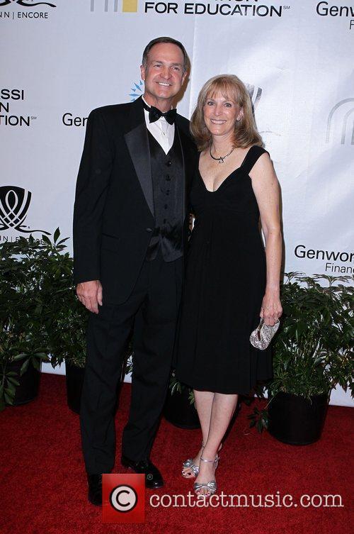 Lon and Barbara Kruger Andre Agassi Grand Slam...