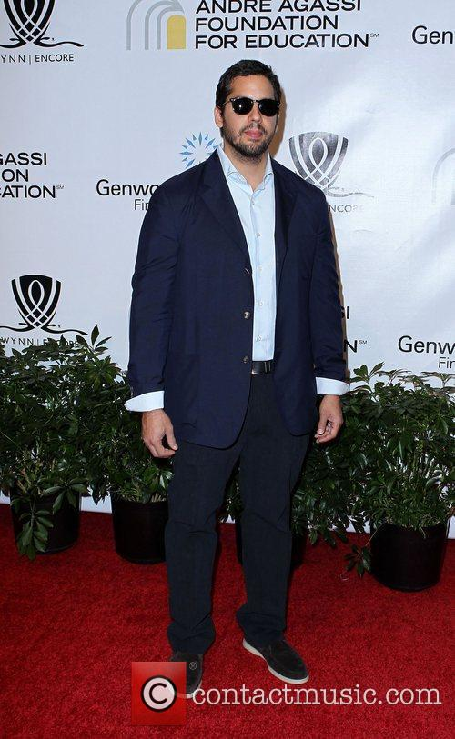 David Blaine Andre Agassi Grand Slam For Children...