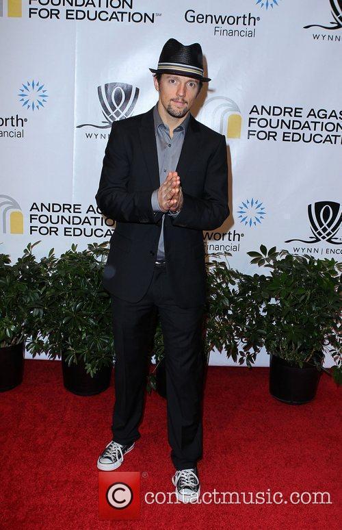 Jason Mraz, Andre Agassi and Las Vegas 2