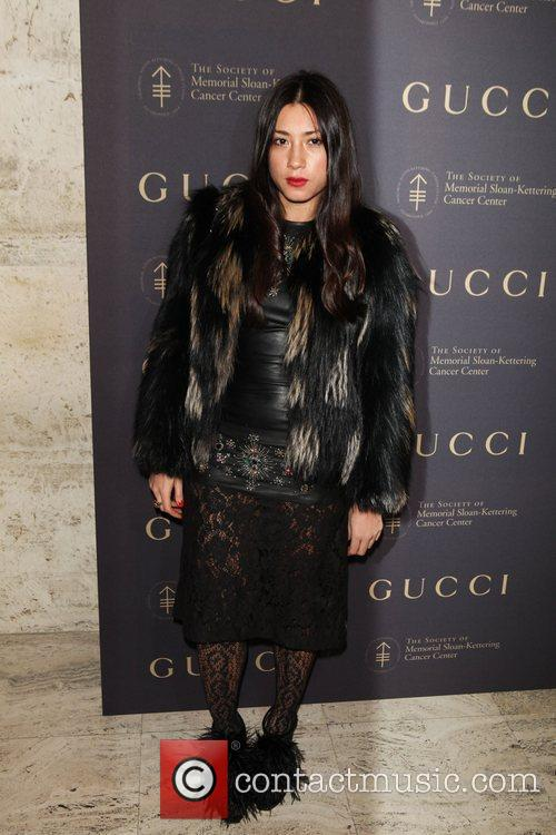 Jen Brill  attends the Society of Sloane-Kettering...