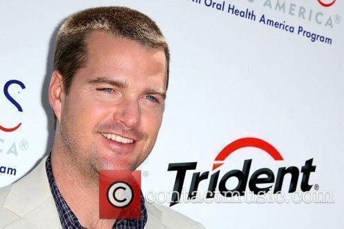 Chris O'Donnell Trident 'Smiles Across America' campaign event...