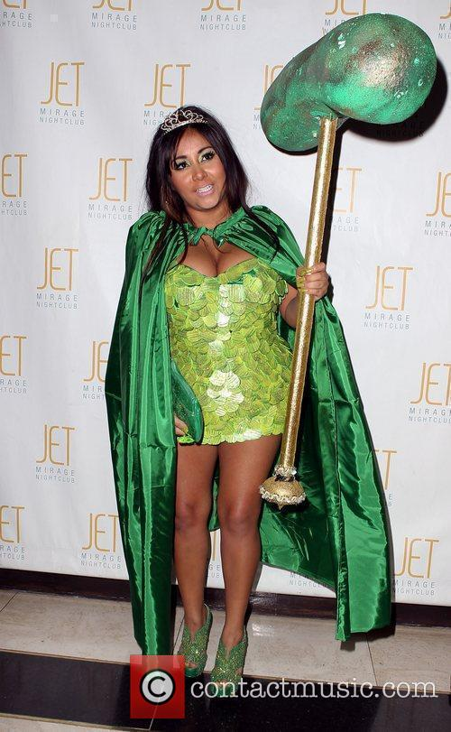 Hosts 'A Nightmare In Jersey' Halloween Party at...