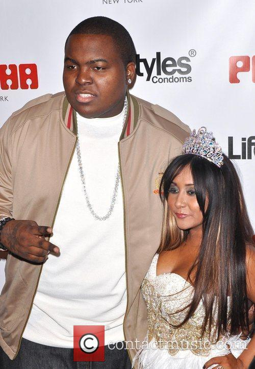 Sean Kingston and Nicole Polizzi 2