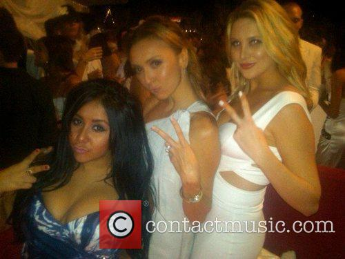Nicole Polizzi, Giuliana Depandi, Hope and Stephanie Pratt 4