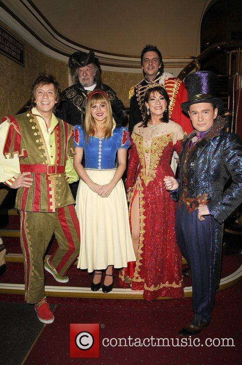 'Snow White and The Seven Dwarfs' pantomime at...