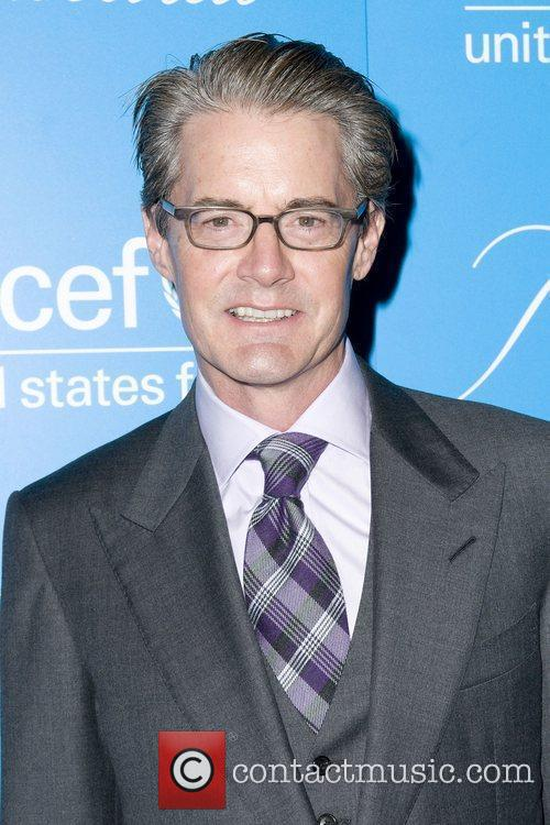 Kyle Maclachlan and Unicef 1