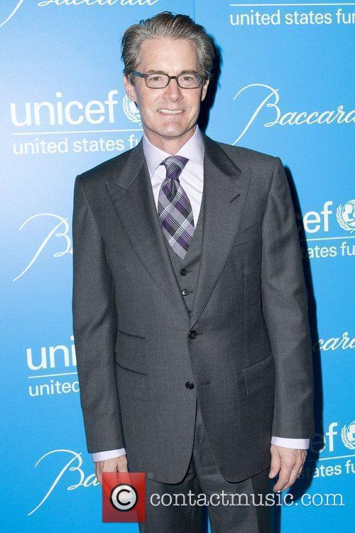 Kyle Maclachlan and Unicef 2